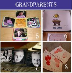 Gifts for Grandparents From Grandchildren
