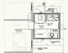 Ada Approved Bathroom ada compliant bathroom floor plan - find ada bathroom requirements