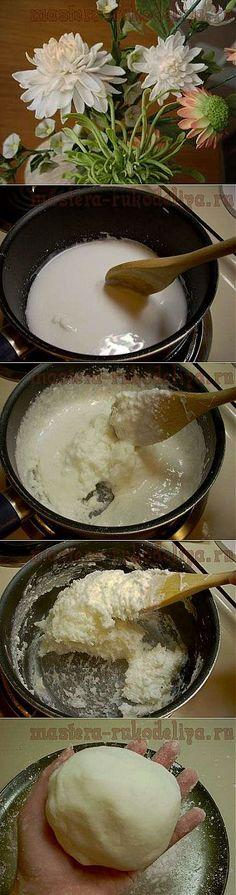 Maestras de artesanía - casa de Oficios. Talleres gratuitos, fotos y vídeo lecciones - Porcelana Fría: recetas y cocinar