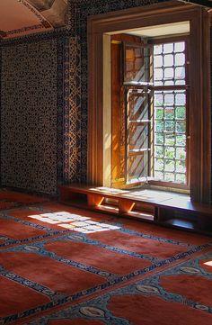 Window Light Rustem Pasha Mosque Istanbul Print By Mo Barton