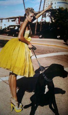 not so mellow yellow Look Fashion, High Fashion, Fashion Beauty, Womens Fashion, Inspiration Mode, Fashion Inspiration, Fashion Trends, Terry Richardson, Mellow Yellow
