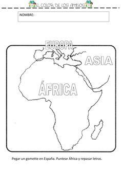 proyecto niños del mundo: EUROPA, AFRICA Y ASIA por ELI REI - issuu Asia, Author, Books, Mardi Gras, Zebras, Continents, Egypt, Europe, Travel