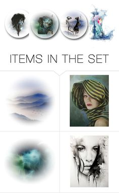 """Beauty is everywhere"" by rhaxkido ❤ liked on Polyvore featuring art"