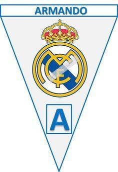 Real madrid logo soccer y cristiano ronaldo pinterest real resultado de imagen de banderin real madrid voltagebd Choice Image