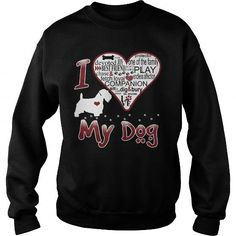 I LOVE MY DOG SEALYHAM TERRIER CREW SWEATSHIRTS T-SHIRTS, HOODIES ( ==►►Click To Shopping Now) #i #love #my #dog #sealyham #terrier #crew #sweatshirts #Dogfashion #Dogs #Dog #SunfrogTshirts #Sunfrogshirts #shirts #tshirt #hoodie #sweatshirt #fashion #style
