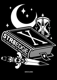 Straight Edge Collection. Straight Edge Tattoo, Hippy Room, Dream Tattoos, Edge Design, Music Stuff, Wall Collage, Tattoo Drawings, Ink, Illustration