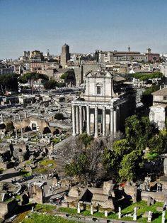 Foro de Roma, Italia