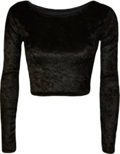 black long sleeve top - Google Search