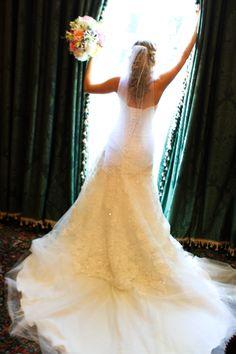 My wedding dress, Mirabella by Maggie Sottero <3