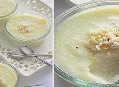 Puteti prepara ceva dulce foarte rapid in doar 15 minute. Desertul turcesc Keskul ne aminteste de bomboanele Raffaello cu nuca de cocos atat de delicioase.