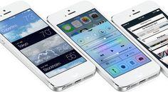 iOS 7 Release Date Apple Confirms Sept. 10 Launch Event, iOS Apps Emerge as iPhone Rumors Culminate - Crossmap Christian News Ios Apple, Flat Design, Ios 7 Design, Dashboard Design, Design Design, Graphic Design, Iphone 5c, Ipod Touch, Ipad Mini