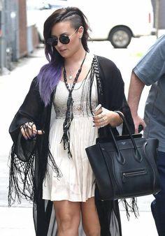 Demi in New York - June 24th