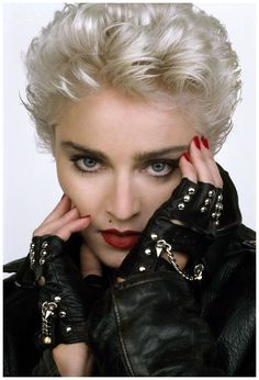 Madonna by Herb Ritts 1987