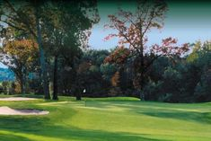 Fox Hollow Golf Course in Branchburg sprawls across acres of rolling woodlands, offering dramatic elevation changes throughout the par-70 layout.  Originally built in 1967, the golf course was completely redesigned in 2000 to make it more challenging while at the same time improving its playability.