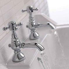 Coniston Bathroom Tap Range