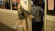 Y aquella otra cuando bailó como si no hubiera un mañana. | 21 Ocasiones en las que a Emma Stone no le importó un c****o