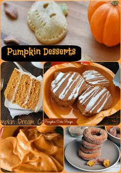 Here are some of the Best Pumpkin Dessert Recipes that you really should try! Pumpkin desserts are very tasty and loved by all!