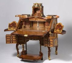 Spend Like A King: Roentgen Luxury Furniture - Art Pieces Owned By French Royalty