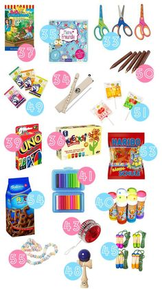 60 ideas for the school bag for school enrollment - DIY - Einschulung - Kleinkind