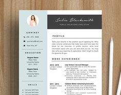 Creative resume template a4 and us letter cv template cover creative resume template cv template cover letter for ms word iwork instant download modern resume design mac pc yelopaper Images