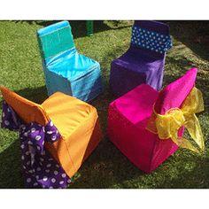 Kids Chair Covers Pack   Mix Www.bidorbuy.co.za