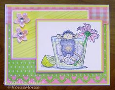 Sum Sum Summertime!! by LuvLee - Cards and Paper Crafts at Splitcoaststampers