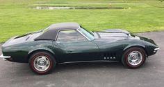 1968 Chevrolet Corvette 427 / 435. L71 Convertible