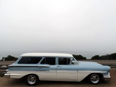 '58 Chevrolet Brookwood