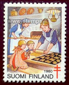 Finland - Finland for sale in Kraaifontein Wax Seal Ring, You've Got Mail, Good Old Times, Fauna, Mail Art, Stamp Collecting, Postage Stamps, Finland, Lettering