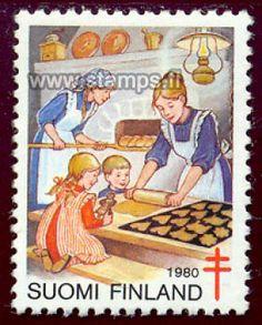 1980 Piparkakkujen leipojat