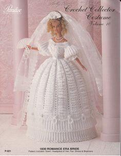 Paradise Crochet Collector Costume Vol 10 for Barbie von 2rivers