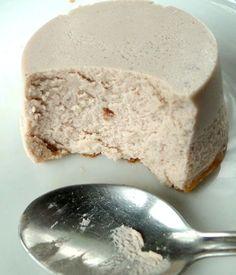 Casein cheesecake
