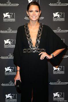 Helena Bordon at a gala dinner at Scuola Grande di San Rocco during the 71st Venice Film Festival in Venice, Italy - September 2, 2014