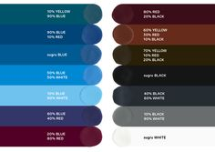 How to make, match and blend any sugru color to create the custom shade you need to make your fix suit any object