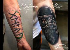 Ink Man Tattoo Studio Budapest #inkmantattoo #tattoo #tattoos #budapesttattoo #tetoválás #blacktattoo #colortattoo #armtattoo  #owltattoo Budapest, Man, Tattoo Artists, Piercing, Tattoos, Piercings, Tatuajes, Tattoo, Multiple Ear Piercings