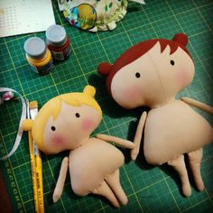 Tilda Toy Sweetheart By atelier da Piccollina