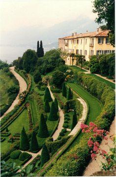 View of Medici Castello