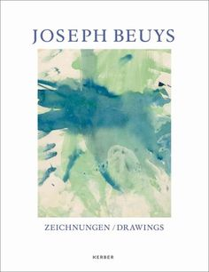 "New Book: Joseph Beuys : Zeichnungen = Drawings, 2013. ""This publication assembles a remarkable selection of some 180 drawings, watercolours, and collages by the artist which will be exhibited for the first time after more than a quarter of a century."" -- Jacket."
