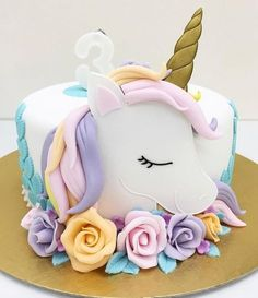 Birthday is a special day for everyone, and a perfect cake will seal the deal. Fantasy fictions create some of the best birthday cake ideas. Birthday Cakes For Men, Creative Birthday Cakes, Homemade Birthday Cakes, Cakes For Boys, Unicorn Birthday Parties, Unicorn Party, Torte Cake, Harry Potter Cake, Birthday Cake Decorating