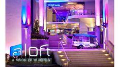 Design Hotel Bangkok, Thailand, Aloft Bangkok - Sukhumvit 11