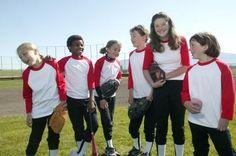 Fun beginner softball drills