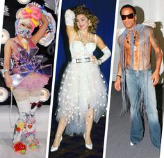 Ten Outrageous Fashion Moments at the MTV Video Music Awards – Vogue
