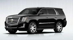 2015 New Black Cadillac Escalade. #dreamcar