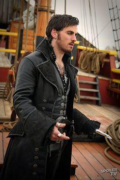 the coat: a pirate's initiation