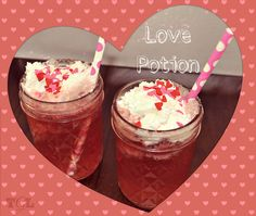 Love Potion: A Cherry 7up & Raspberry Sherbet Valentine's Day Drink | This Girls Life Blog