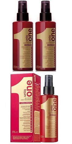 Hair Beauty: Revlon Uniq One All In One Hair Treatment (2 Pack ) 5.1 Oz -> BUY IT NOW ONLY: $300 on eBay!