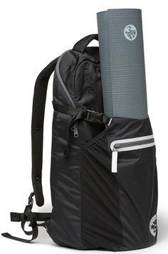 convenient yoga mat backpack