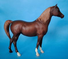 Breyer Proud Arabian Mare Test from The BHR Collection | eBay