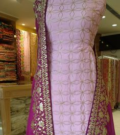 Image may contain: people standing and indoor Designer Punjabi Suits Patiala, Indian Designer Suits, Indian Suits, Indian Dresses, Designer Wear, Punjabi Suit Boutique, Boutique Suits, Embroidery Suits Punjabi, Embroidery Suits Design