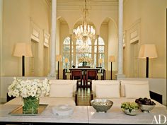 Fashion Designer Elie Saab Restores An Early 20th Century Home In Beirut